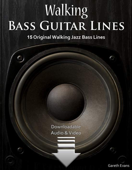 WalkingBassGuitarLinesCover